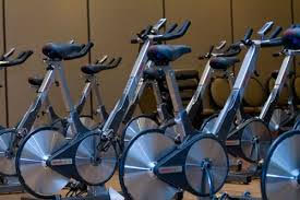 Spin Class cycles at Core Cycle Northborough